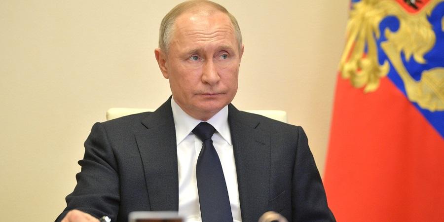 Эпидемия. Экономика. Белоруссия. Интервью В. Путина