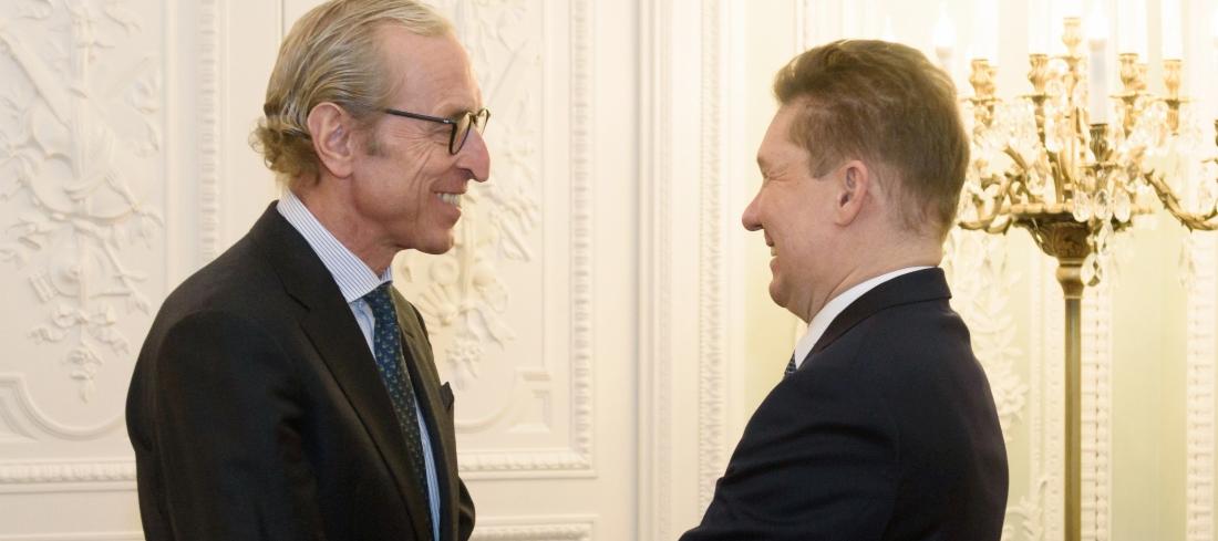 Украинский вопрос с немецким акцентом. Газпром и Германия обсудили транзит газа через Украину с 2020 г.