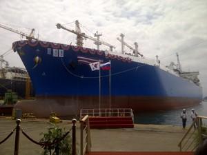 Alexander Medvedev: our own tanker fleet – our huge advantage in the LNG market