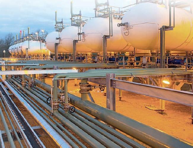 Технические решения для оптимизации производительности нефтепродуктопроводов
