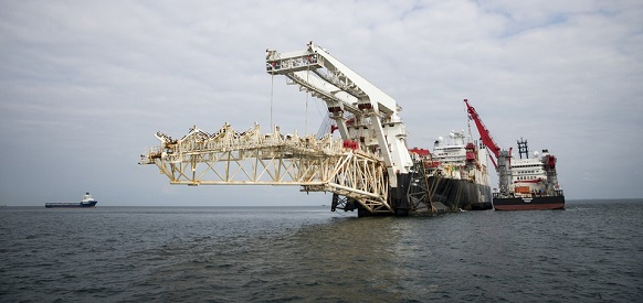 Pipelay of the Nord Stream 2 pipeline has started in Finland