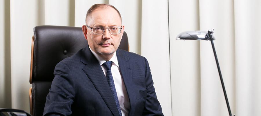 Интервью генерального директора Научно-Технического Центра Газпром нефти М. Хасанова