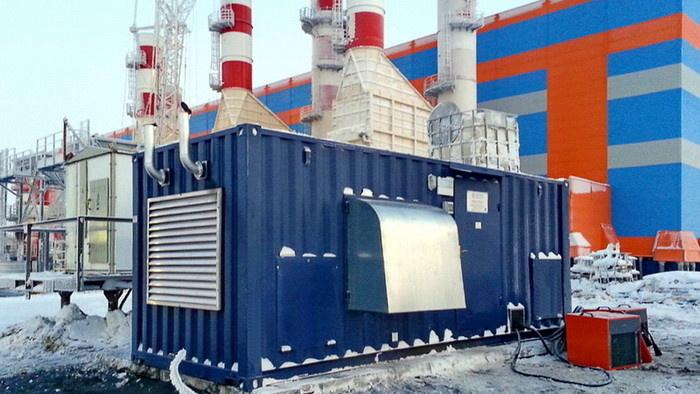 Дизельные электростанции производства СЗЭМ для комфорта жителей Ямала