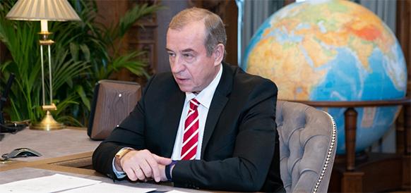 Газпром рассматривает Иркутскую область как стратегический регион. Эксплуатационное бурение на Ковыкте стартует в 2019 г.