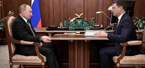 A.Novak: Russia produces record volumes of oil & gas in 2018