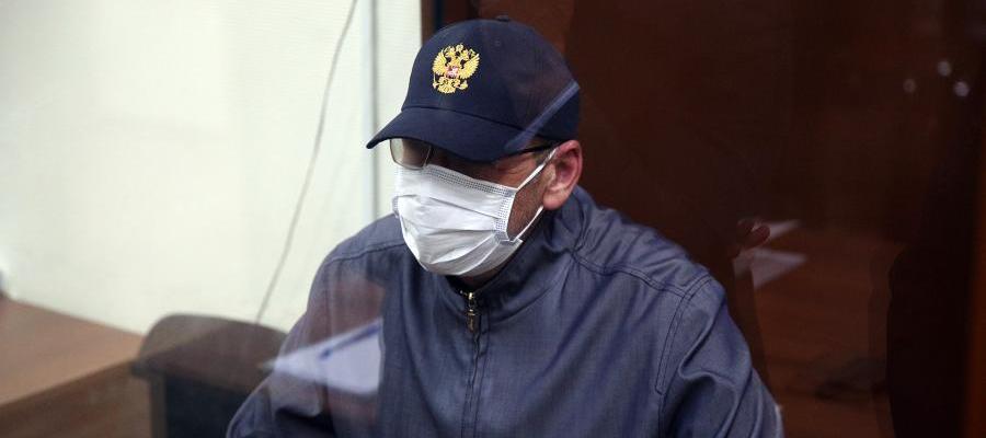 Суд арестовал замминистра энергетики РФ А. Тихонова на 2 месяца