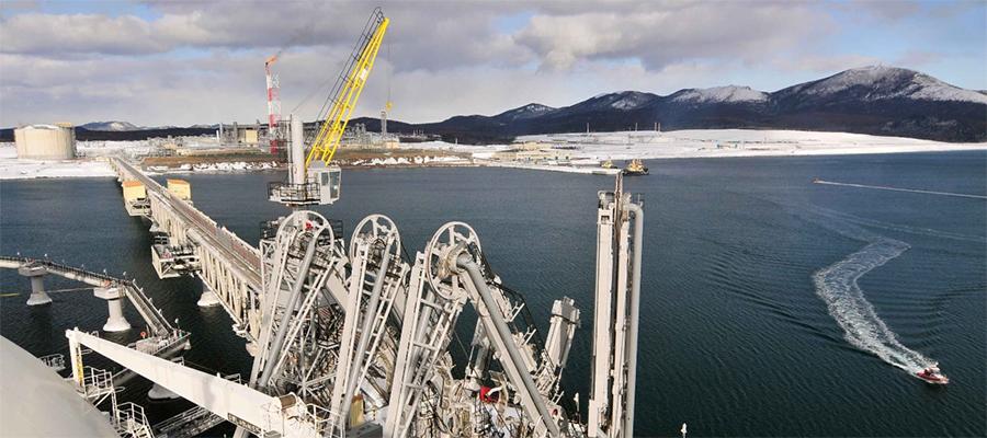 Россия получила 45 млрд руб. дивидендов с 1 акции Sakhalin Energy