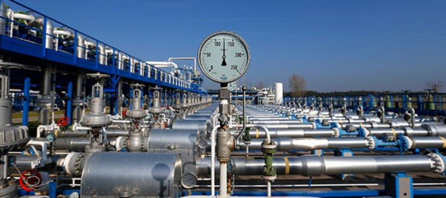 Европа не успевает закачивать газ в свои ПХГ
