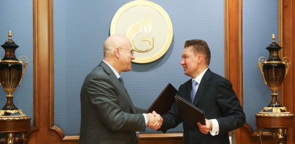 Eni and Gazprom boost cooperation to ship Russian gas to Europe