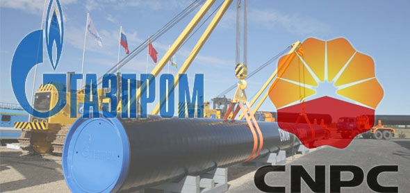 Gazprom and CNPC discuss planned supplies of Russian gas to China