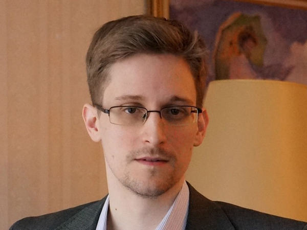 Edward Snowden living in exile in Moscow develops Anti-Spy phone device