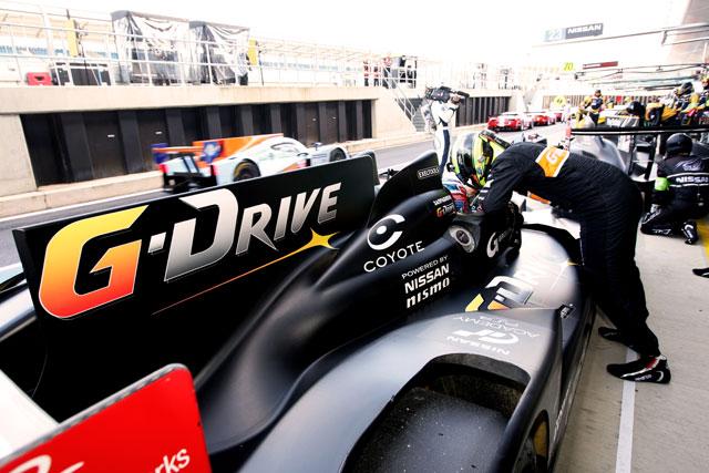 Экипаж G-Drive Racing выиграл гонку «6 часов Сильверстоуна»
