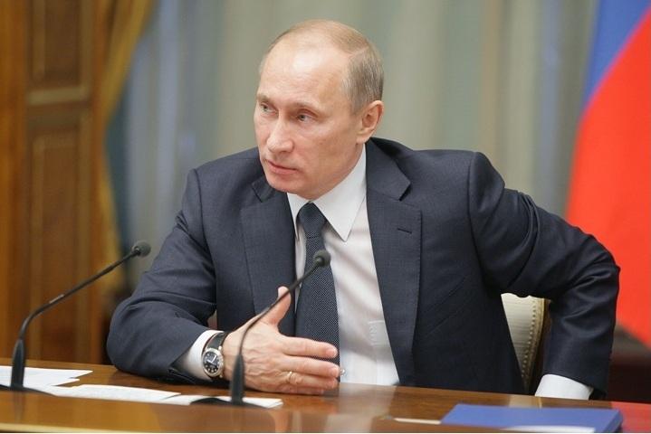 В.Путин наградил западных нефтяников за сотрудничество с Роснефтью