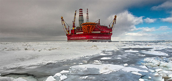 Arctic oil production more than doubled, Gazprom Neft says