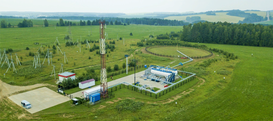 ЛУКОЙЛ-Пермь продолжает внедрение цифровых технологий добычи нефти