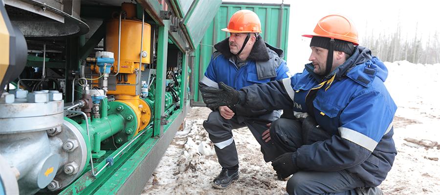 Газпром трансгаз Сургут начал применять мобильные компрессорные установки при ремонте газопроводов