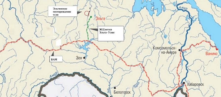 Газпромбанку предложили продать его долю участия в Эльгинском угольном месторождении