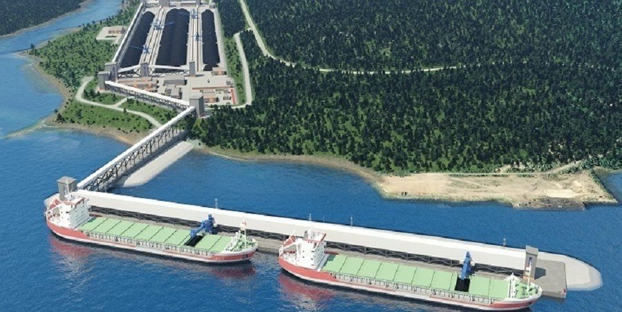 Строительство угольного терминала Лавна в Мурманской области подорожало в 1,5 раза