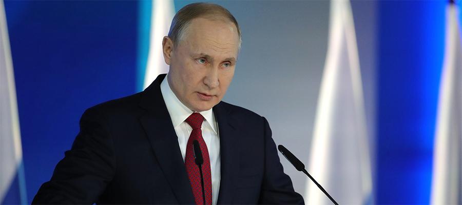 Не откладывая на потом. В. Путин обратился с посланием к Федеральному Собранию
