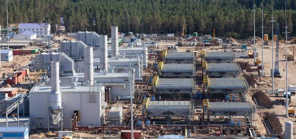 Срок обозначен. Газпром планирует в декабре 2018 г запустить СПГ-комплекс в районе КС Портовая