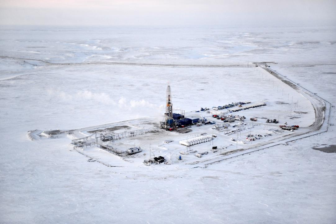 Бурение в Арктике