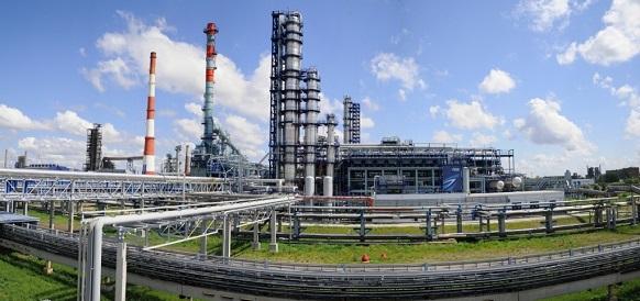 Омский нефтеперерабатывающий завод  запустил новый сайт