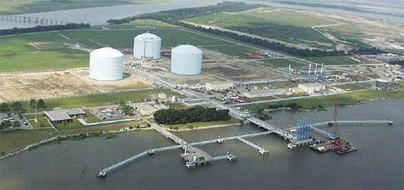 С нового СПГ-терминала Cove Point в США начались поставки по долгосрочным контрактам