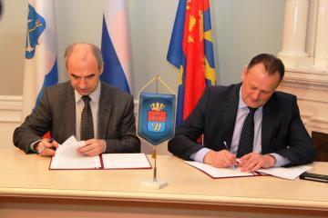 Криогаз построит СПГ-терминал в порту Высоцк Ленинградской области