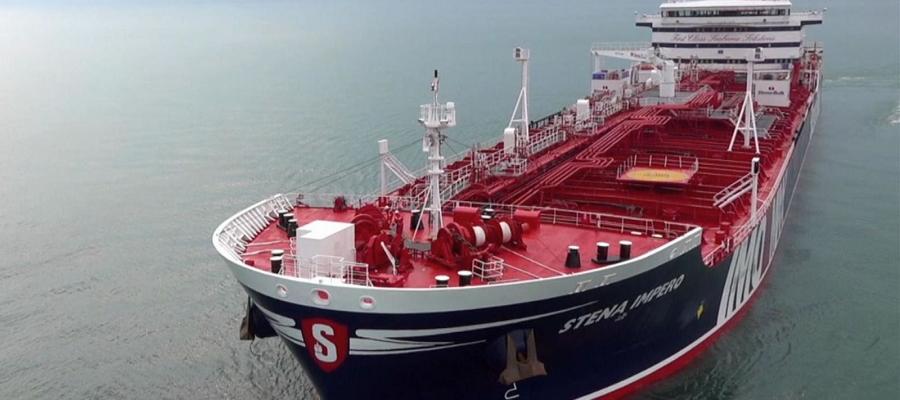 Иран отпустил задержанный в январе южнокорейский танкер