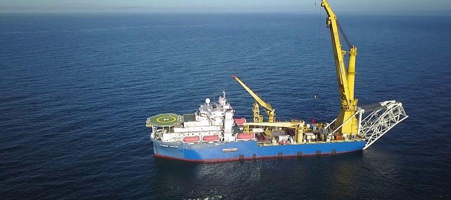 Самарский фонд СТИФ стал владельцем трубоукладчика Черский, способного достроить газопровод Северный поток-2