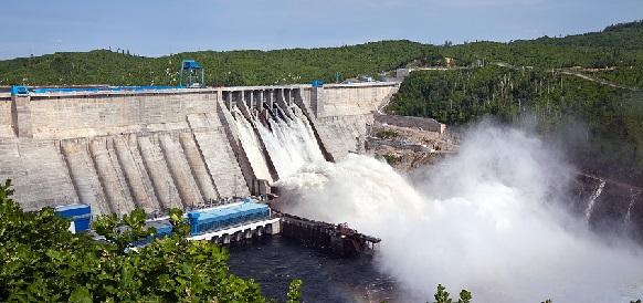 Новый гидрологический режим. Среднесуточный расход воды через плотину Бурейской ГЭС будет увеличен на 3500 м3/с