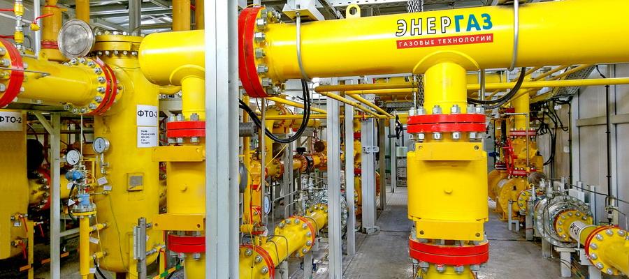 Комплексная подготовка топливного газа для турбин Прегольской ТЭС