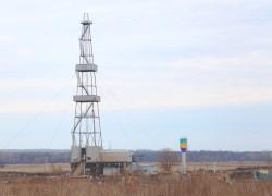 В Полтавской области ввели в эксплуатацию новую нефтяную скважину