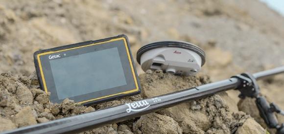 Leica Geosystems выбрала планшет Getac ZX70 для своего нового ГИС-решения ZENO GG04 PLUS