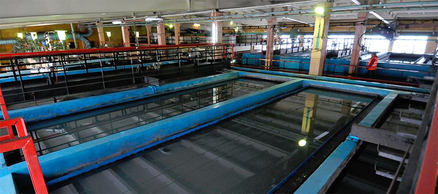 Воркутауголь запустила систему водоочистки на шахте Воркутинская
