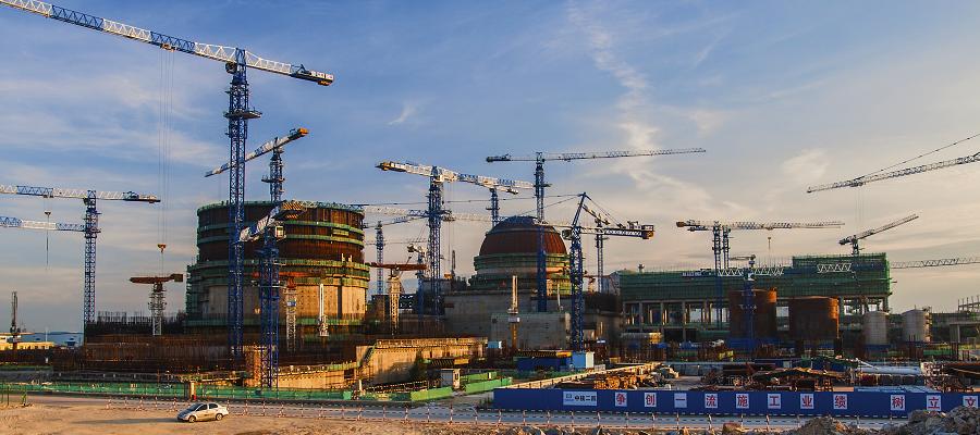 Китай ввел в коммерческую эксплуатацию 5-й энергоблок реактора Хуалун 1 в г. Фуцин