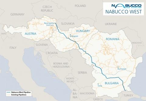 Шансы проекта Nabucco-west увеличиваются – эксперт