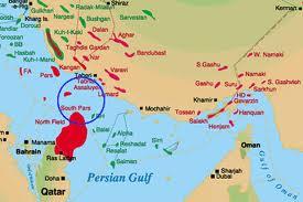 Газ с 12 фазы месторождения Южный Парс успешно поступает в ГТС Ирана