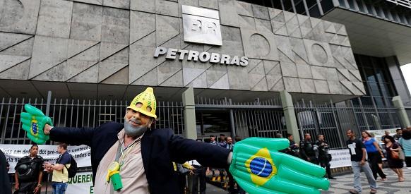 США и Бразилия оштрафовали Petrobras на 853 млн долл США за коррупцию