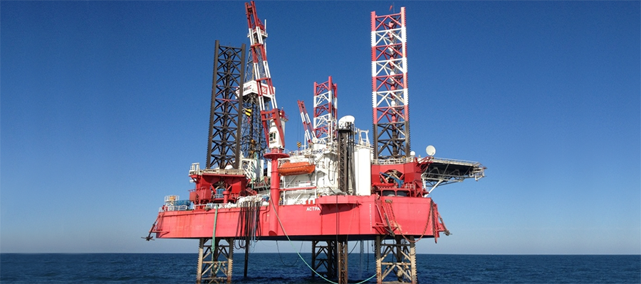 LUKOIL starts wildcat drilling at new North Caspian prospects