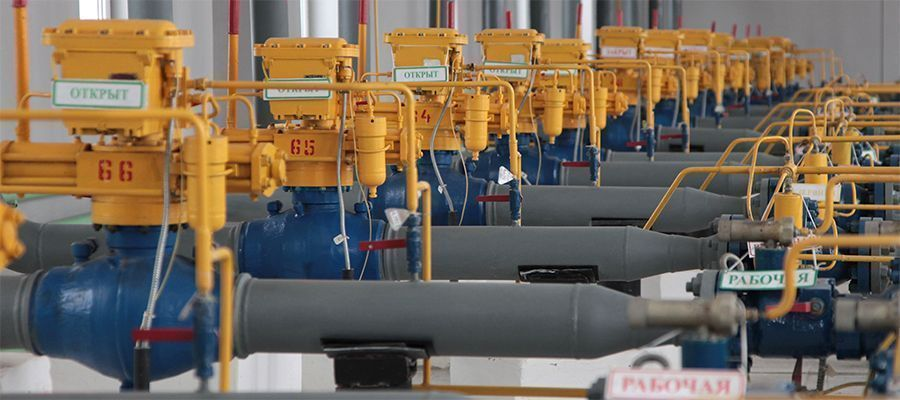 Суммарный показатель потребления газа республикой Татарстан достиг 700 млрд м3