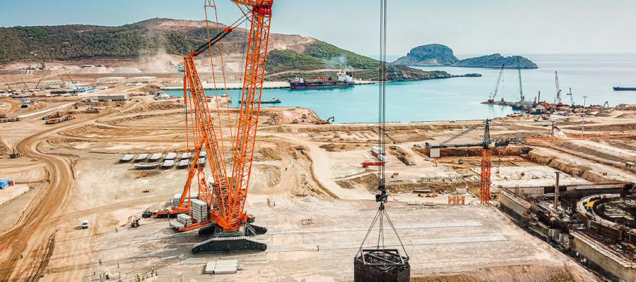 Интер РАО планирует выход из проекта строительства АЭС Аккую в Турции