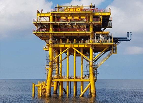 Белуга поплыла. Вьетсовпетро добыло первую нефть на месторождении Ca Tam