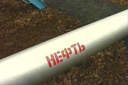 В Вологодской области на магистральном нефтепроводе произошла авария