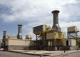 5 января 2013 г  М. Ахмадинежад запустил в эксплуатацию 1-е в Иране подземное хранилище газа. Торжественно