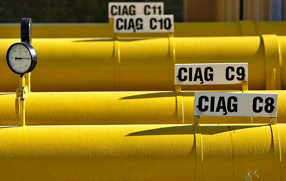 В Польше открыто крупное месторождение газа