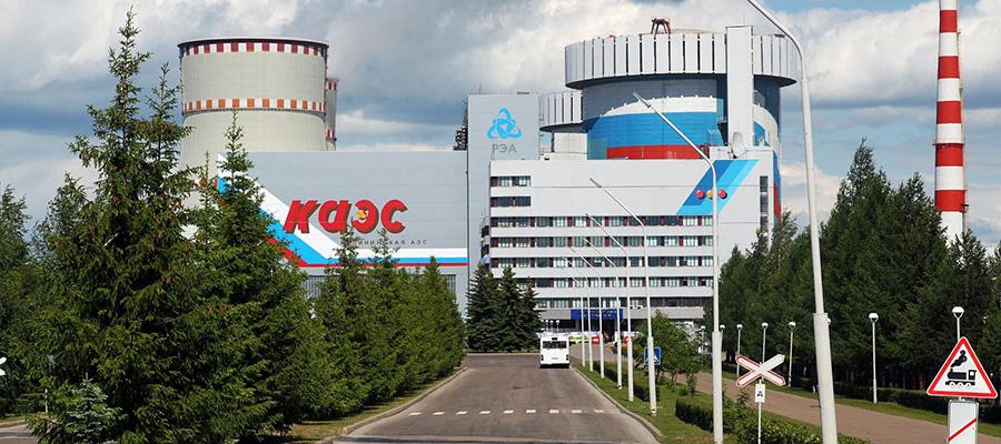 На Калининской АЭС отключили 3 из 4-х энергоблоков