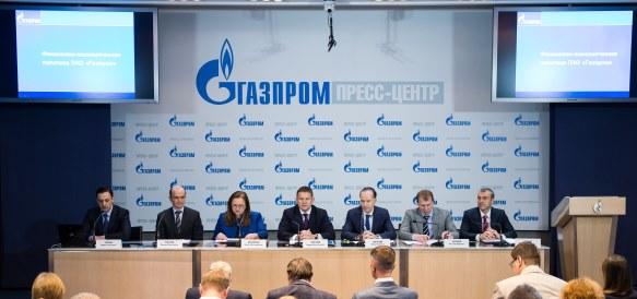 По итогам 2015 г Газпром вошел в 3-ку лидеров среди публичных нефтегазовых компаний мира по ключевым финансовым показателям