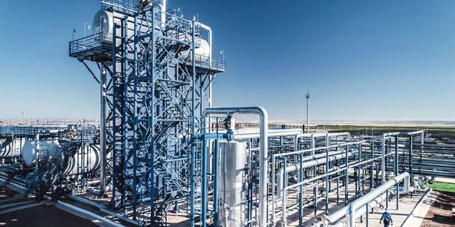 41 км нефтепровода Тазовского месторождения обогревается скин-системой ССТэнергомонтаж