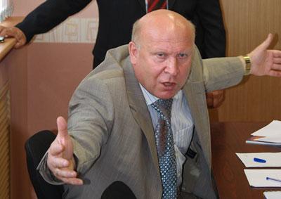 В. Шанцев. 50% нижегородского транспорта будут переведены на газ к 2018 г